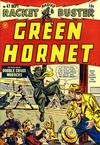 Cover for Green Hornet, Racket Buster (Harvey, 1949 series) #47