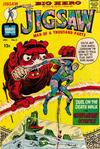 Cover for Jigsaw (Harvey, 1966 series) #2
