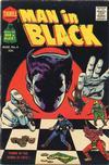 Cover for Man in Black (Harvey, 1957 series) #4