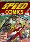 Cover for Speed Comics (Brookwood, 1939 series) #1