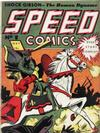 Cover for Speed Comics (Brookwood, 1939 series) #8