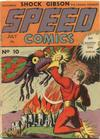 Cover for Speed Comics (Brookwood, 1939 series) #10