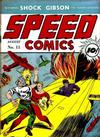 Cover for Speed Comics (Brookwood, 1939 series) #11