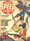 Cover for Speed Comics (Harvey, 1941 series) #24