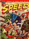 Cover for Speed Comics (Harvey, 1941 series) #31