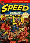 Cover for Speed Comics (Harvey, 1941 series) #33