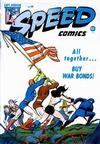 Cover for Speed Comics (Harvey, 1941 series) #38