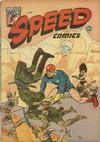 Cover for Speed Comics (Harvey, 1941 series) #39