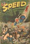 Cover for Speed Comics (Harvey, 1941 series) #40