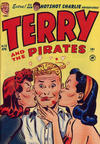 Cover for Terry and the Pirates Comics (Harvey, 1947 series) #15