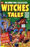 Cover for Witches Tales (Harvey, 1951 series) #5