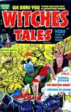 Cover for Witches Tales (Harvey, 1951 series) #9