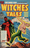 Cover for Witches Tales (Harvey, 1951 series) #10