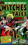 Cover for Witches Tales (Harvey, 1951 series) #11