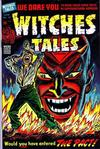 Cover for Witches Tales (Harvey, 1951 series) #19