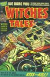 Cover for Witches Tales (Harvey, 1951 series) #20