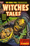 Cover for Witches Tales (Harvey, 1951 series) #21