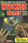 Cover for Witches Tales (Harvey, 1951 series) #27
