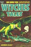Cover for Witches Tales (Harvey, 1951 series) #28
