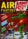 Cover for Air Fighters Comics (Hillman, 1941 series) #v1#9 [9]