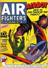 Cover for Air Fighters Comics (Hillman, 1941 series) #v1#11 [11]