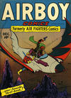 Cover for Airboy Comics (Hillman, 1945 series) #v2#11 [23]