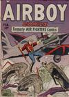 Cover for Airboy Comics (Hillman, 1945 series) #v3#1 [25]