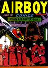 Cover for Airboy Comics (Hillman, 1945 series) #v3#5 [28]