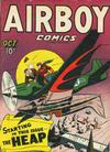 Cover for Airboy Comics (Hillman, 1945 series) #v3#9 [32]