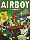 Cover for Airboy Comics (Hillman, 1945 series) #v4#5 [40]