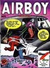 Cover for Airboy Comics (Hillman, 1945 series) #v4#10 [45]