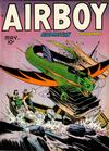 Cover for Airboy Comics (Hillman, 1945 series) #v5#4 [51]