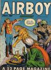 Cover for Airboy Comics (Hillman, 1945 series) #v5#6 [53]