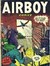 Cover for Airboy Comics (Hillman, 1945 series) #v5#8 [55]