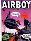 Cover for Airboy Comics (Hillman, 1945 series) #v5#9 [56]