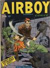 Cover for Airboy Comics (Hillman, 1945 series) #v6#1 [60]