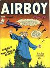 Cover for Airboy Comics (Hillman, 1945 series) #v6#7 [66]