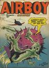 Cover for Airboy Comics (Hillman, 1945 series) #v6#10 [69]