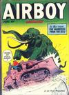 Cover for Airboy Comics (Hillman, 1945 series) #v7#5 [76]