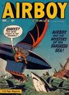 Cover for Airboy Comics (Hillman, 1945 series) #v7#7 [78]