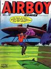 Cover for Airboy Comics (Hillman, 1945 series) #v7#11 [82]