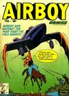 Cover for Airboy Comics (Hillman, 1945 series) #v8#1 [84]