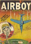 Cover for Airboy Comics (Hillman, 1945 series) #v8#2 [85]