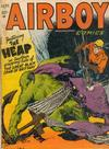 Cover for Airboy Comics (Hillman, 1945 series) #v9#8 [103]