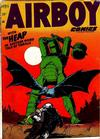 Cover for Airboy Comics (Hillman, 1945 series) #v10#3 [110]