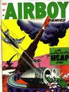 Cover for Airboy Comics (Hillman, 1945 series) #v10#4 [111]