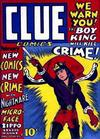 Cover for Clue Comics (Hillman, 1943 series) #v1#2 [2]