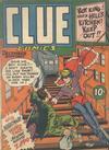 Cover for Clue Comics (Hillman, 1943 series) #v1#6 [6]