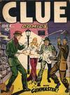 Cover for Clue Comics (Hillman, 1943 series) #v1#11 [11]