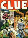 Cover for Clue Comics (Hillman, 1943 series) #v1#12 [12]